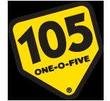 Логотип телеканала 105 Top 40