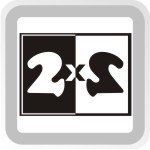 Логотип телеканала 2x2 Онлайн