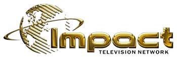 Логотип телеканала Impact TV