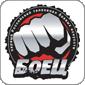 Логотип телеканала Боец ТВ