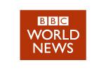 Логотип телеканала BBC World (Англ.)