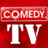 Логотип телеканала Комеди ТВ -  ТНТ Comedy Club