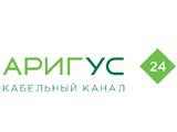 Логотип телеканала Ариг Ус-24